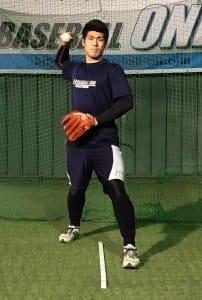 内野手 トレーニング