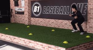 内野手 練習