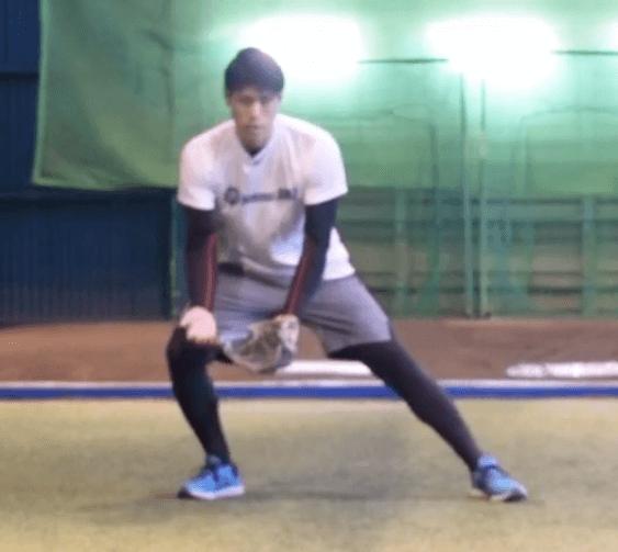 打球の入り方